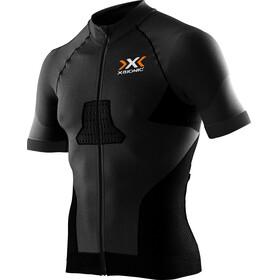 X-Bionic Race EVO Kortärmad cykeltröja Herr svart